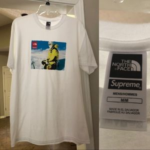 Supreme North Face Shirt